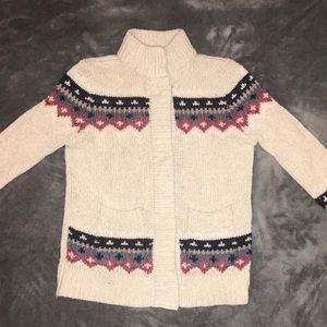Girls Abercrombie & Finch Sweater
